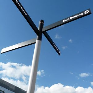 GROUND-MOUNTED SIGNS
